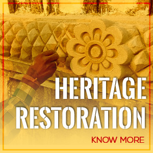 Heritage Restoration Work